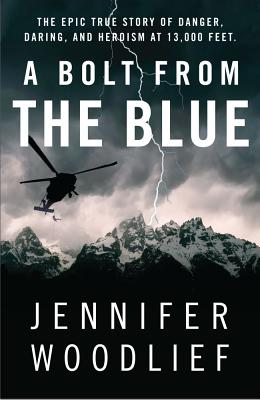 A Bolt from the Blue By Woodlief, Jennifer
